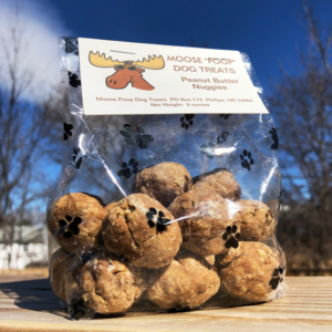 Moose Poop Dog Treats
