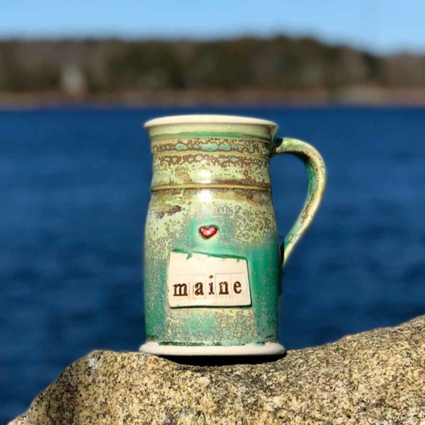 Love MAINE Ale Mug