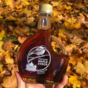 Maple Syrup Basque