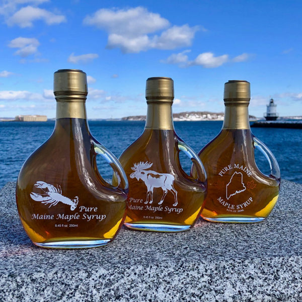 Cooke's Maple Farm Maple Syrup Basques