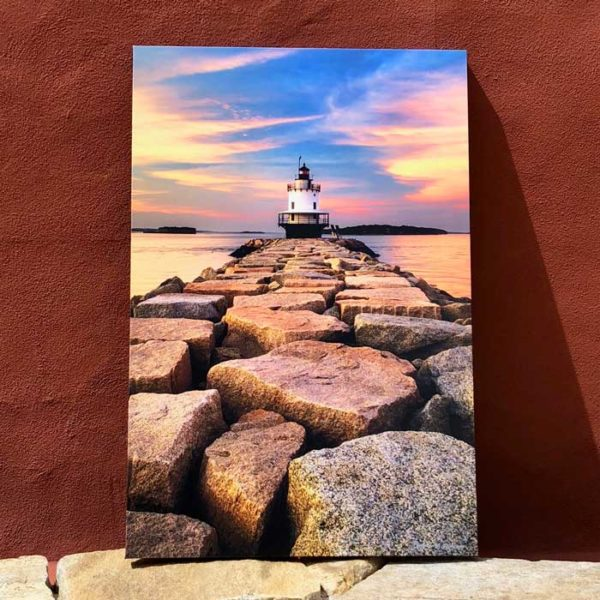 PortlaSpring Point Light | Canvas by Benjamin Williamson