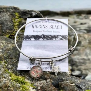 Higgins Beach Sand Bangle Bracelet