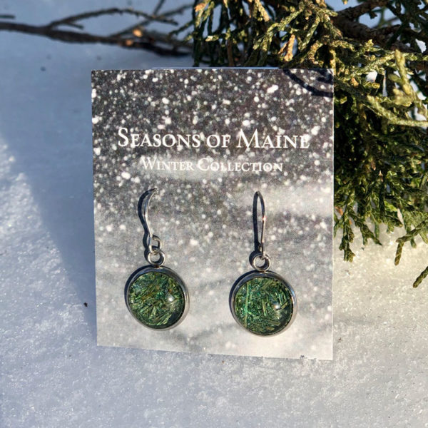 Pine Needle Earrings