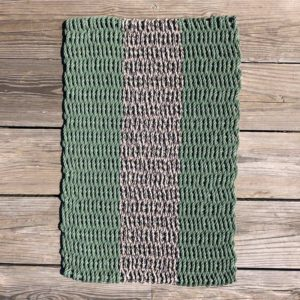 Herb Garden, Lobster Rope Doormat.