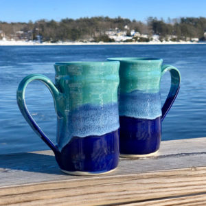 Stein by LKB Pottery