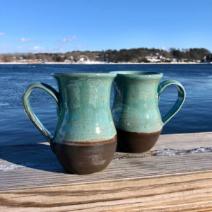 Mug by LKB Pottery