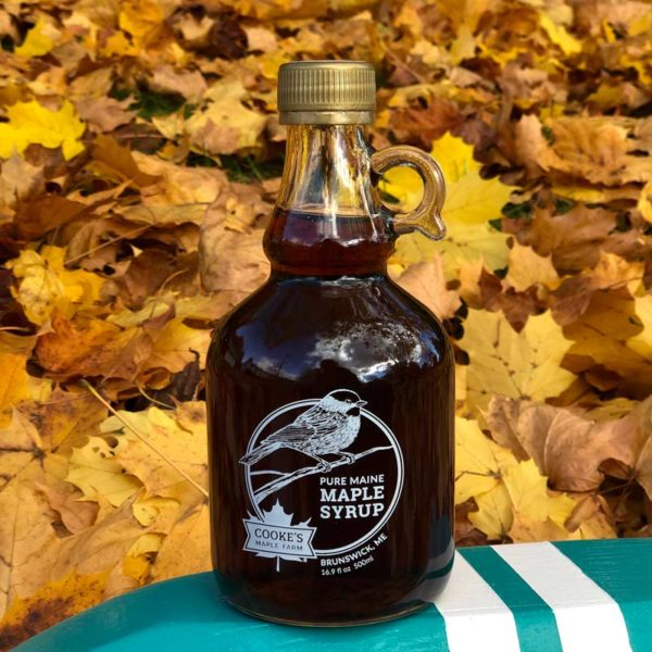 16.9oz Maple Syrup Jug