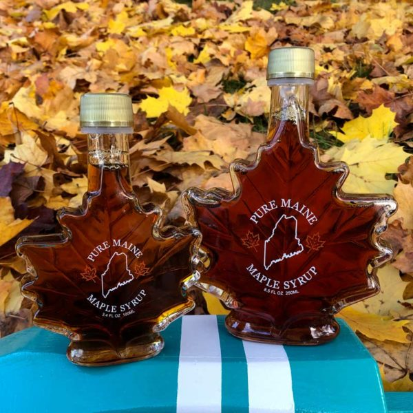Maple Syrup Leaf