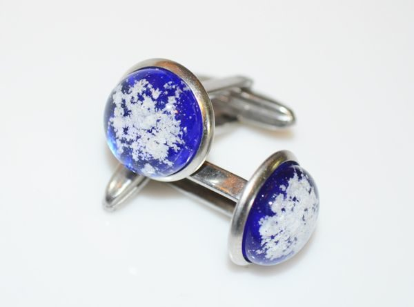 Cremation Jewelry - Cuff Links