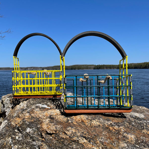 Lobster Trap Beer Caddies