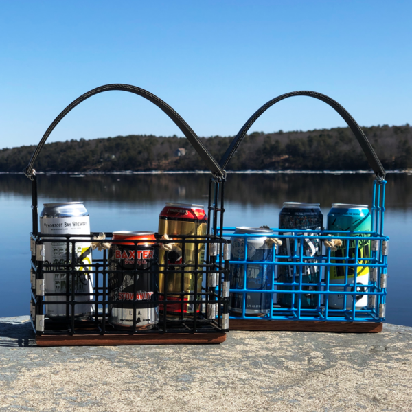 Lobster Trap Beer Caddy
