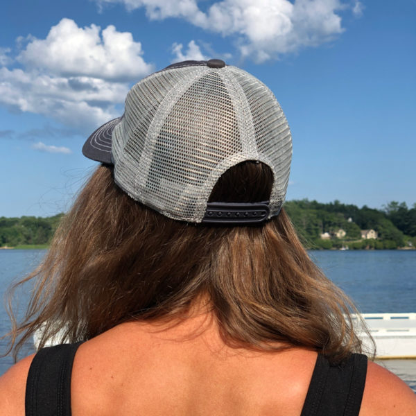 Moose & Mountains Maine Trucker Hat