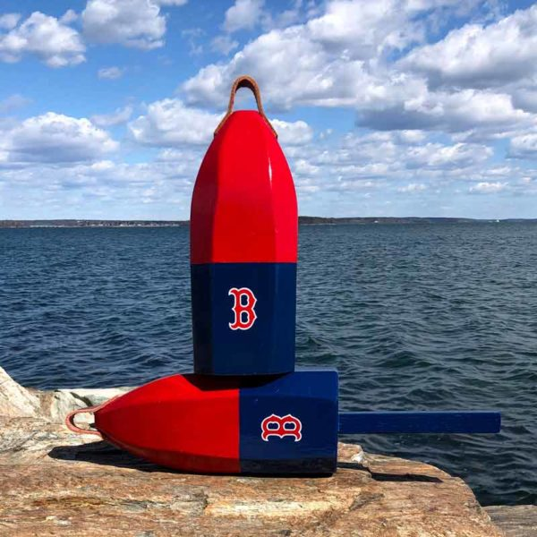 Red Sox Buoy & Centerpiece