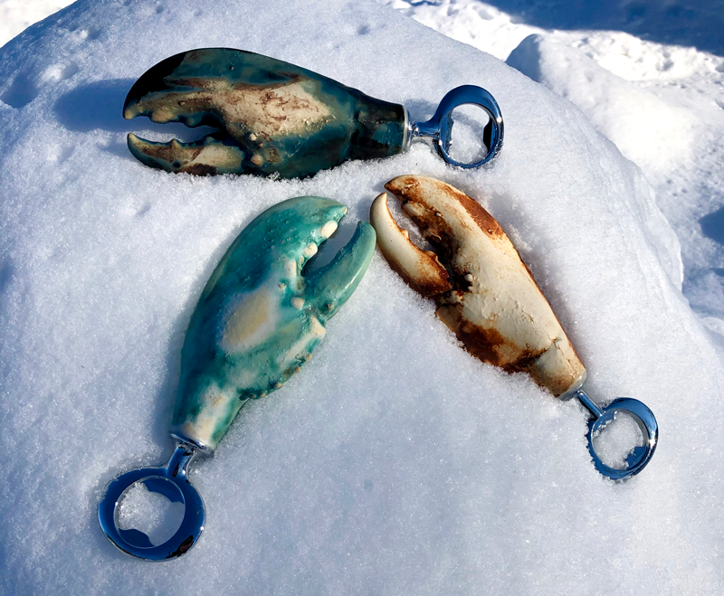 Lobster Claw Bottle OpenersLobster Claw Bottle Openers