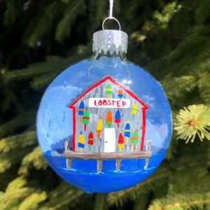 Lobster Shack Ornament