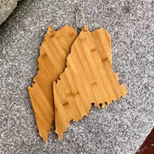 Maine State Cutting Board