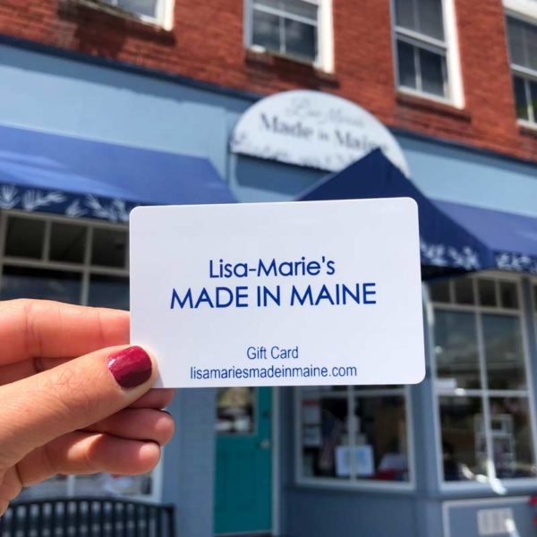 Gift Card for In Store Purchase