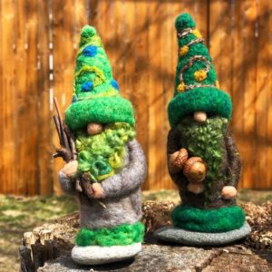Green Beard Home Gnomes