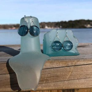 Wind Glass Earrings