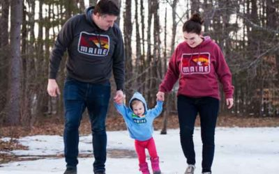 Maine Sweatshirts for the whole Family