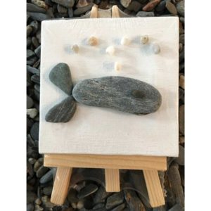 DIY Ocean Art Kit, Whale.