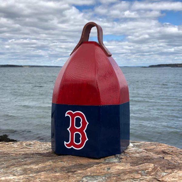 Small, Red Sox Buoy, Centerpiece.