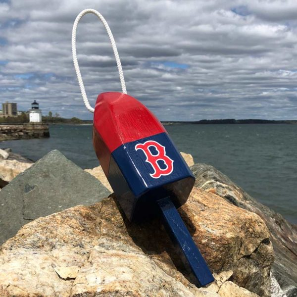 Small, Red Sox Buoy.