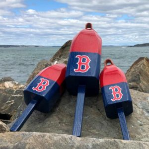 Red Sox Buoys.