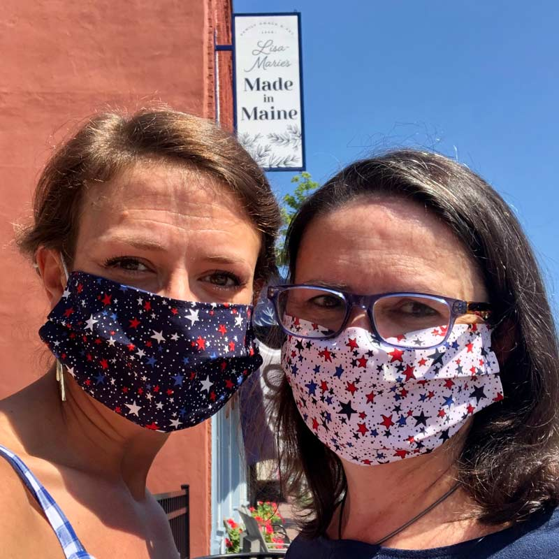 Maine Made Masks