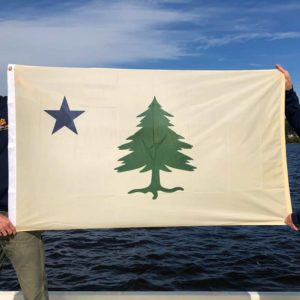 First Maine Flag
