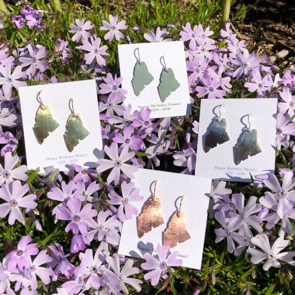 Maine Earrings by Miller Designs