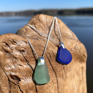 Sue's Signature Sea Glass Necklaces