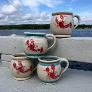 Lobster Mugs