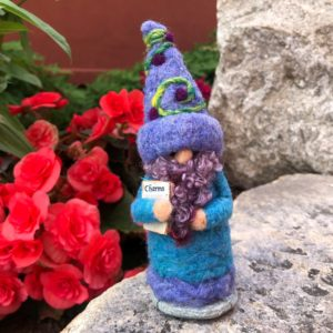 Periwinkle Pierre the Home Gnome