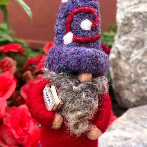 Red Rupert the Home Gnome