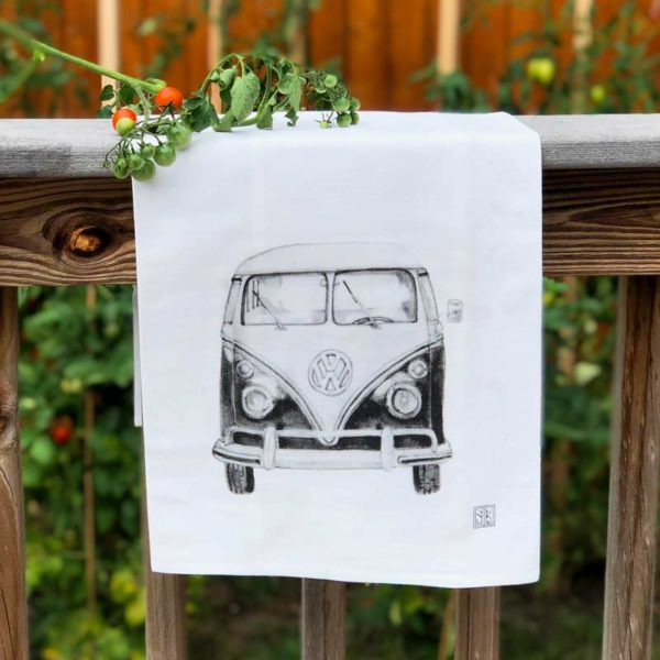 VW Tea Towel