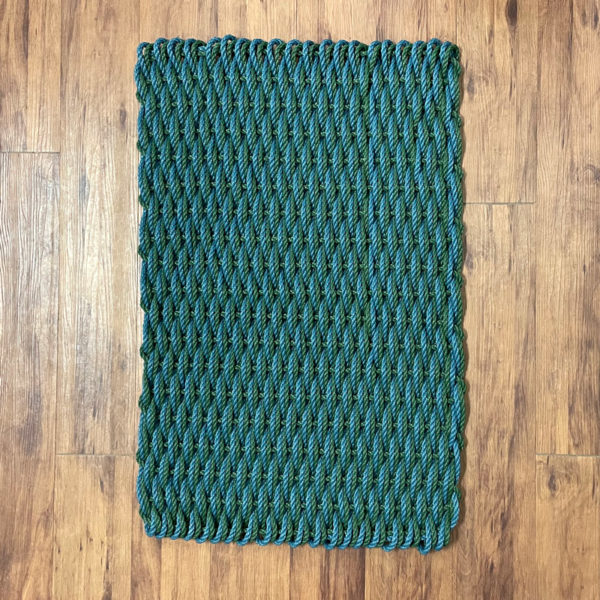 Mermaid Scales Lobster Rope Doormat