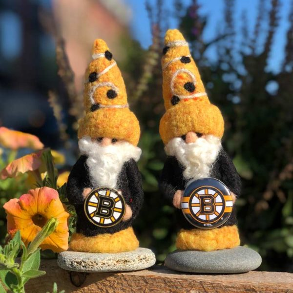 Boston Bruins Gnome