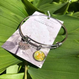 Daffodil Flower Jewelry