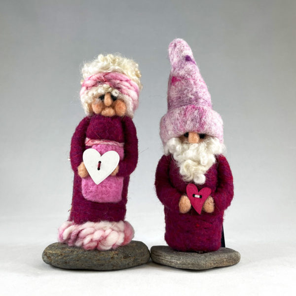 Lubos & Lucy Gnome Couple