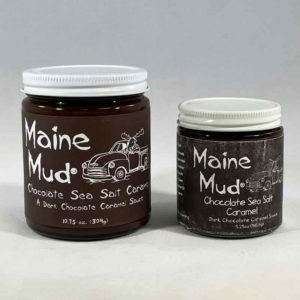 Chocolate Sea Salt Caramel Maine Mud