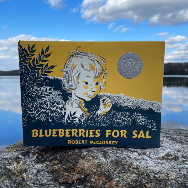 Blueberries for Sal - Hard Cover