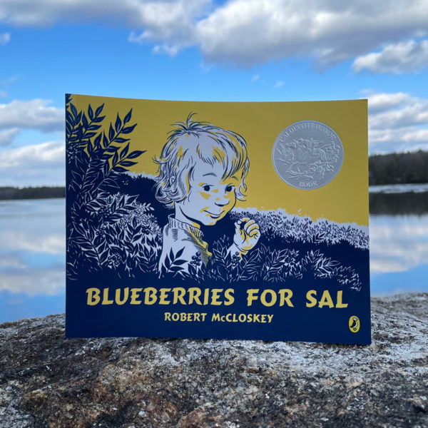 Blueberries for Sal - Soft Cover