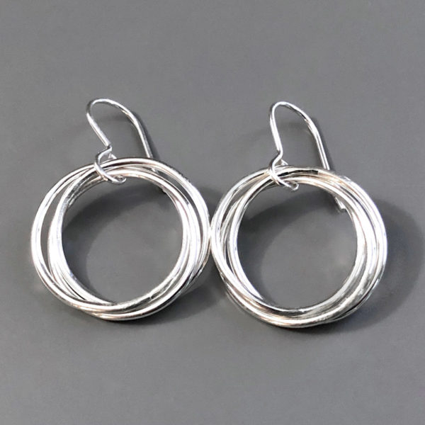 Medium Love Knot Earrings