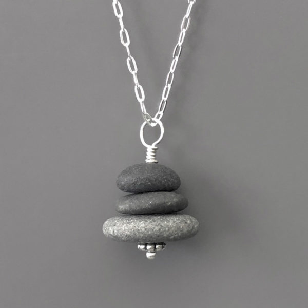 Cairn Pile Necklace