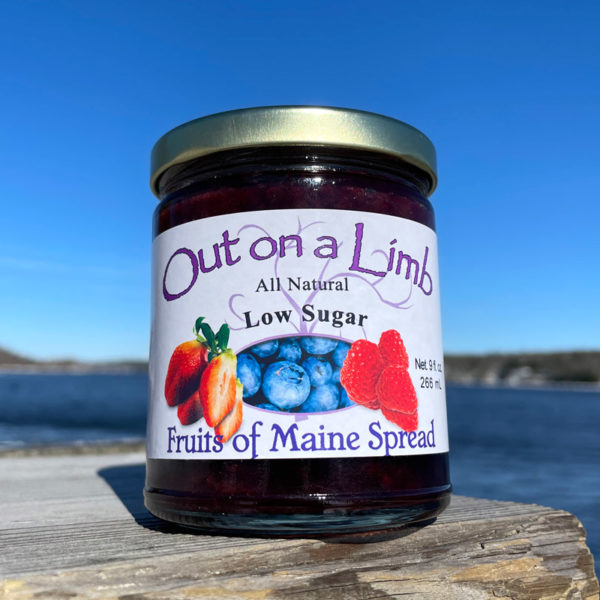 Fruits of Maine Spread
