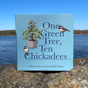 One Green Tree, Ten Chickadees