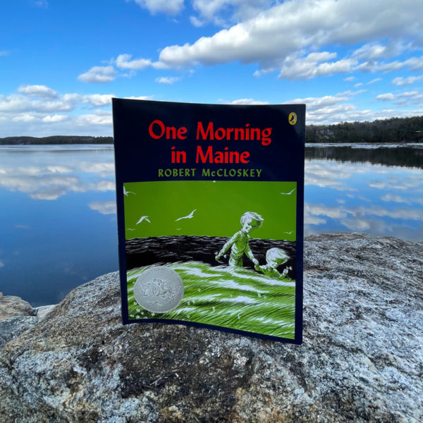 One Morning In Maine - Soft Cover