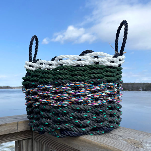 Mountainside Lobster Rope Basket