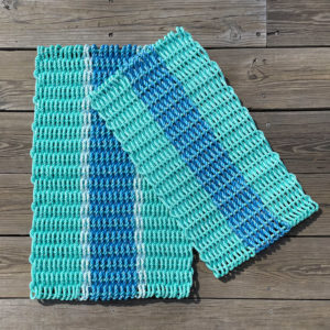 Tidepool Lobster Rope Doormats